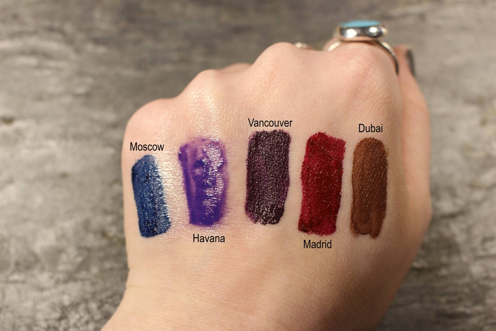 NYX Soft Matte Lip Cream Swatches: New Colors