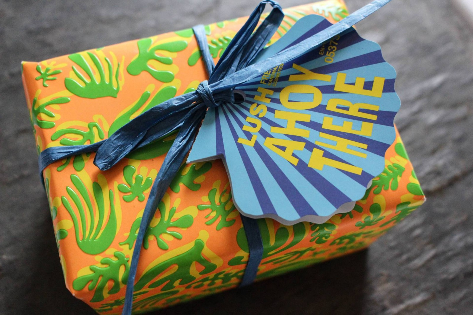 LUSH: Ahoy There Gift Set