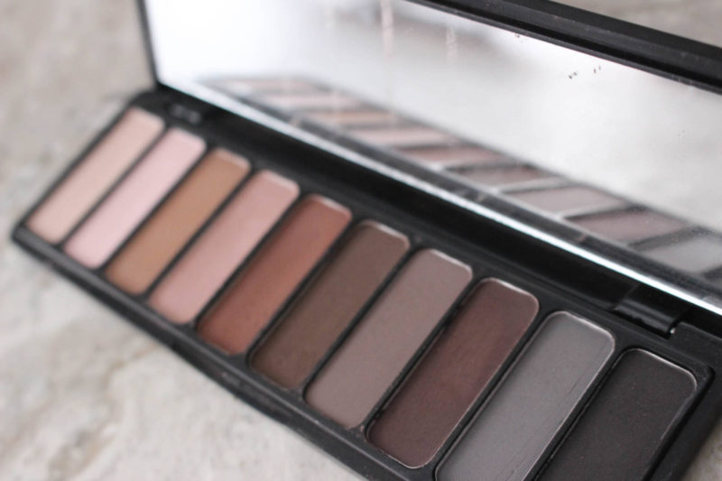 The Perfect Matte Neutral Palette for Less!