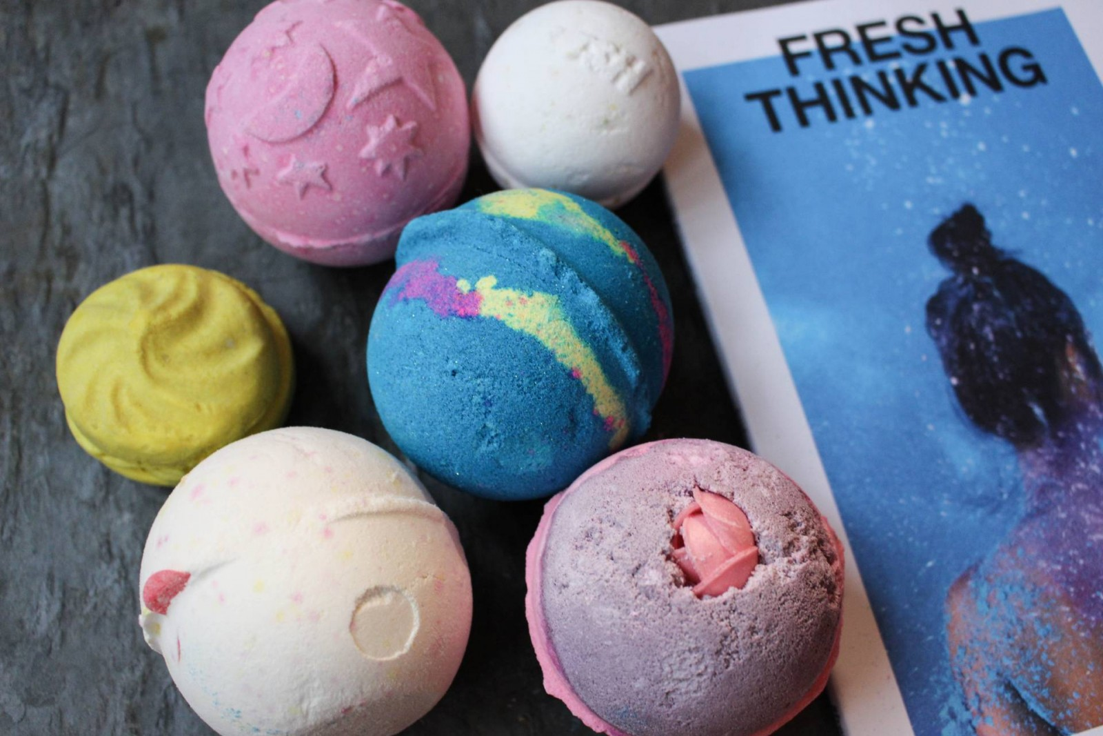 My First Time| LUSH for First Time Shoppers